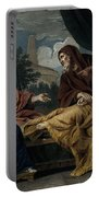 Erasistratus, Ancient Greek Physician Portable Battery Charger