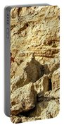 Eroding Graffiti Cliff 2 Portable Battery Charger