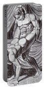Erotic Drawing Six Portable Battery Charger