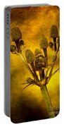 Eryngium Gold Portable Battery Charger
