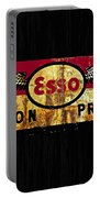 Esso Circa 1920's Portable Battery Charger
