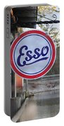 Esso Sign  Portable Battery Charger