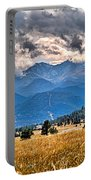 Estes Park From Glen Haven 3 Portable Battery Charger