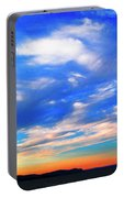 Estuary Skyscape Portable Battery Charger
