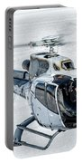 Eurocopter Ec130 With Fantastic Livery Portable Battery Charger