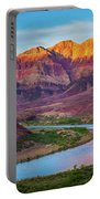 Evening At Cardenas Portable Battery Charger