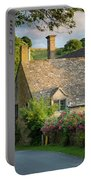 Evening Cottage Portable Battery Charger