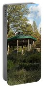 Evening Gazebo In Paradise Portable Battery Charger