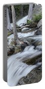 Evening Hikes Portable Battery Charger by Margaret Pitcher