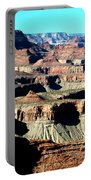 Evening Light Over The Grand Canyon Portable Battery Charger