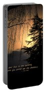 Evening Mood Portable Battery Charger