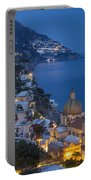 Evening Over Positano Portable Battery Charger