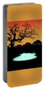 Evening Pool Portable Battery Charger