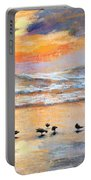 Evening Prayer Portable Battery Charger