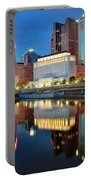 Evening Reflections Portable Battery Charger