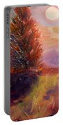 Evening Splendor Portable Battery Charger