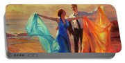Evening Waltz Portable Battery Charger