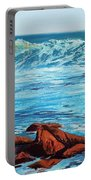 Evening Waves Portable Battery Charger