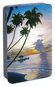 Eventide Tobago Portable Battery Charger by Karin  Dawn Kelshall- Best