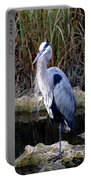 Everglades Heron Portable Battery Charger