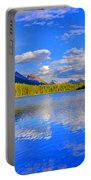 Evergreen Lake Portable Battery Charger