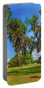 Evergreen Plantation Portable Battery Charger by Steve Harrington