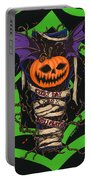 Every Day Is Halloween Portable Battery Charger