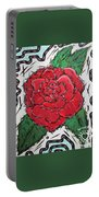 Every Rose Has Its Thorns Portable Battery Charger