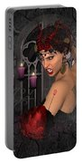 Evil Beauty Portable Battery Charger