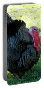 Evil Eye From Foul Turkey Portable Battery Charger