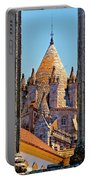 Evora's Cathedral Tower Portable Battery Charger