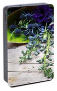 Excellent Customer Service. #flowers Portable Battery Charger