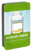 Exilera Male Enhancement Portable Battery Charger
