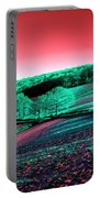Exmoor In The Pink Portable Battery Charger