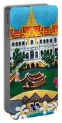 Exotic Bangkok Portable Battery Charger by Lisa  Lorenz