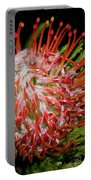 Exotic Bouquet Portable Battery Charger