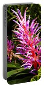 Exotic Flora Portable Battery Charger
