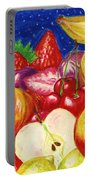 Exotic Fruts  Portable Battery Charger
