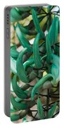 Exotic Jade Vine Portable Battery Charger