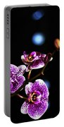 Exotic Orchid 6 Portable Battery Charger