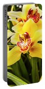 Exotic Orchids  Portable Battery Charger