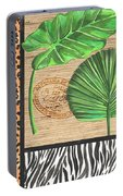 Exotic Palms 2 Portable Battery Charger