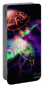 Exotic Rainbows Portable Battery Charger