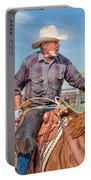 Experienced Cowboy Portable Battery Charger