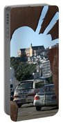 Experiencing Welly Through Art Portable Battery Charger