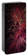 Exploding Festive Fireworks Portable Battery Charger