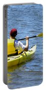 Exploring In A Kayak Portable Battery Charger