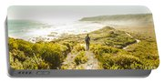 Exploring The West Coast Of Tasmania Portable Battery Charger