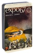 Expo 67 Portable Battery Charger