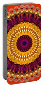 Expression No. 7 Mandala Portable Battery Charger